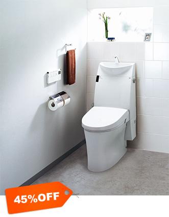 シャワートイレアステオリトイレ